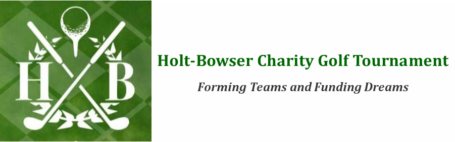 2019 Holt-Bowser Charity Golf Tournament